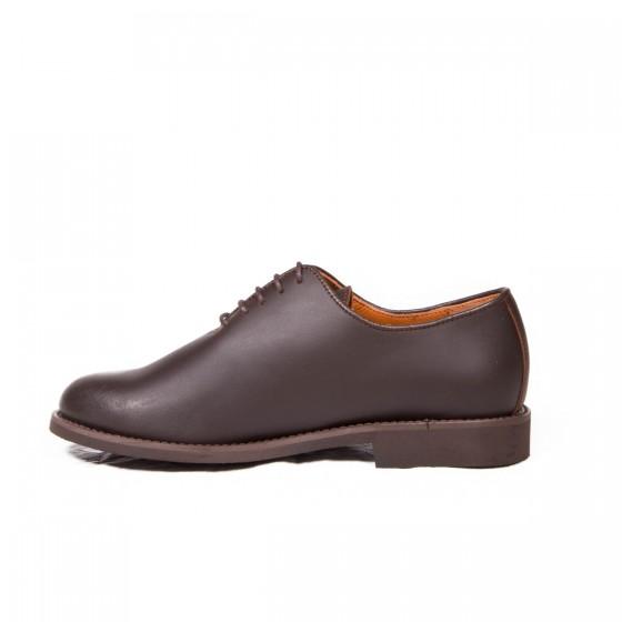 Zapato polaina estilo campero 252-BOT
