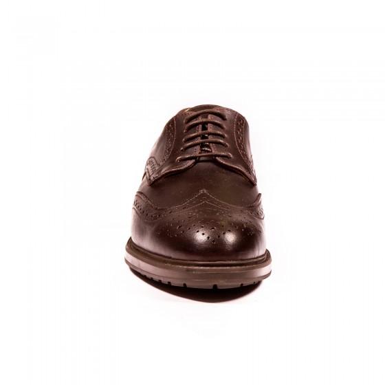 Zapato hombre suela comfort Light ZAP 1 Castaña