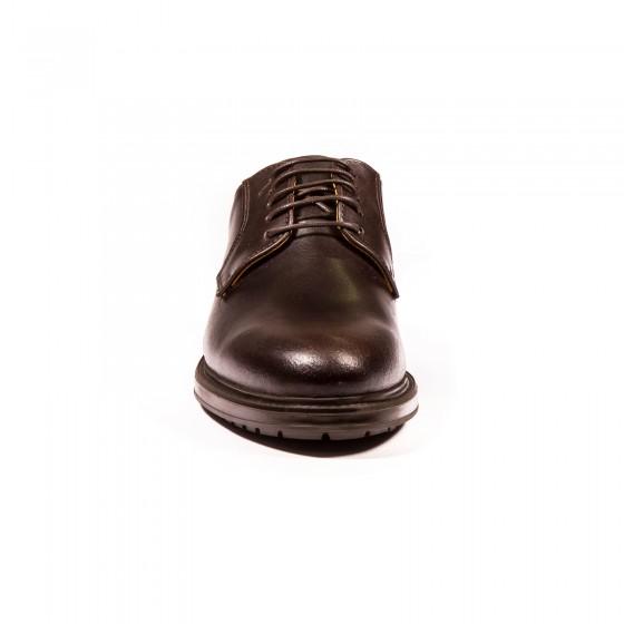 Zapato hombre suela comfort Light ZAP 4 Castaña