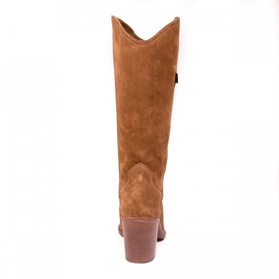 Bota estilo cowboy DKT 20 Capuccino