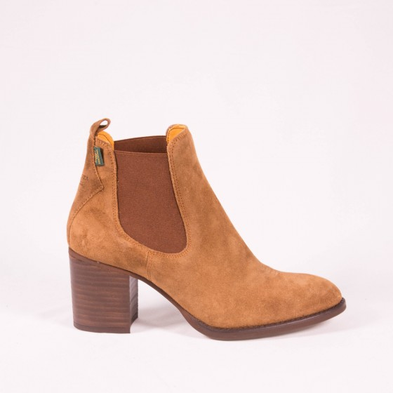 Bota Chelsea mujer DKT 3 Capuccino