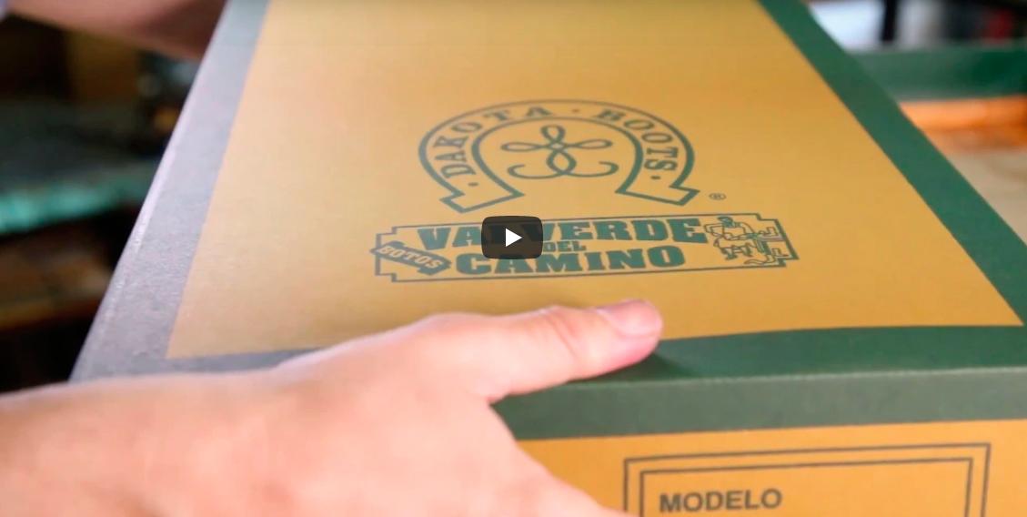 Proceso de fabricación Dakota Boots Valverde del Camino